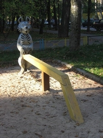 Pic #10 - Playgrounds scarring kids for life