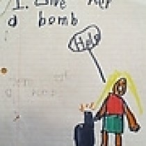Pic #13 - How To Annoy A Girl- A short story my brother and I wrote when we were kids