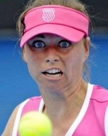Pic #17 - Collection of tennis faces