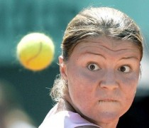 Pic #18 - Collection of tennis faces