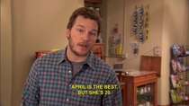 Pic #2 - Andy Dwyer Master of Logic