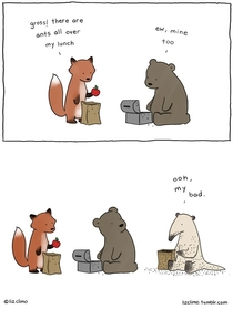 Pic #2 - Animal antics by Liz Climo