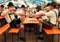 Pic #2 - Bavarian Finger Wrestling is a thing