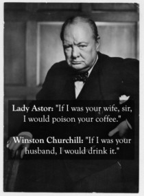 Pic #2 - Churchill was a boss