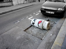 Pic #2 - Creative and Funny Street Art from OakoAk