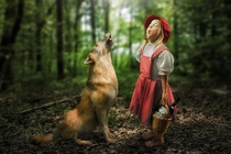Pic #2 - Creative Father Makes Crazy Photo Manipulations With His Three Daughters
