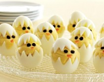 Pic #2 - Deviled Egg Chicks Happy Easter