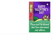 Pic #2 - had some requests for printable versions of the valentine cards I made so here they are in an album for ya plus two extra