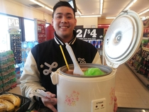 Pic #2 - Im the guy with the slurpee filled rice cooker That guy took my karma lol