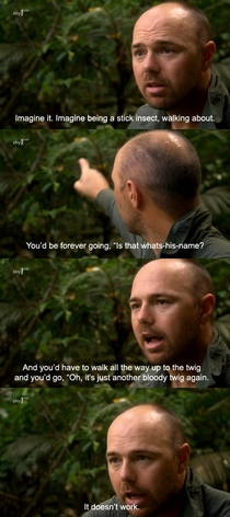 Pic #2 - Karl Pilkington everybody