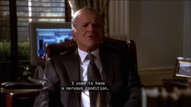 Pic #2 - Leo McGarry one of my favorite tv characters