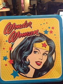 Pic #2 - Letter a friend of mines daughter received from school today Her Wonder Woman lunchbox features a violent super hero that does not comply with the schools dress code Pictures of the lunchbox are also attachedX-post from pics