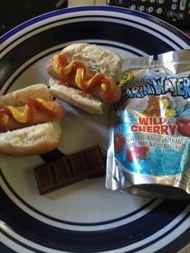 Pic #2 - Lunchables Mini Hot Dogs
