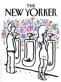 Pic #2 - New Yorker you still havent called I mocked up  more covers Dont be so selfishPlease just let me do one