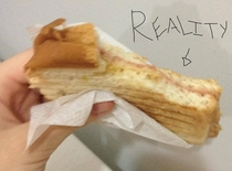 Pic #2 - People sell food in the dorms through facebook Usually ramen or cookies but some sell sandwiches