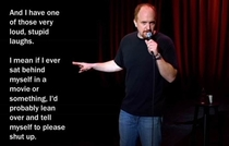 Pic #2 - Putting pictures of Louis CK with quotes from Catcher in the Rye works way too well