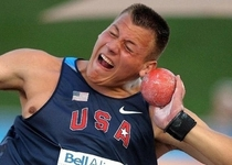 Pic #2 - Shotputter faces