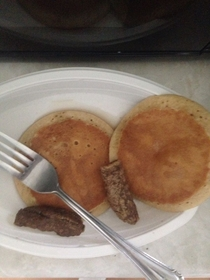 Pic #2 - The pancakes were good