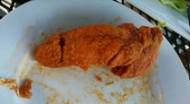 Pic #2 - We called it the Buffalo Dicken Finger