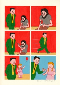 Pic #2 - We havent seen any Joan Cornella in a while