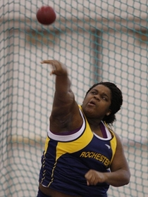 Pic #3 - A collection of shot-put faces