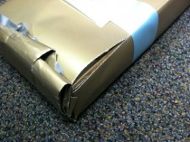 Pic #3 - Amazon gift wrapping