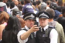 Pic #3 - British police at Notting Hill Carnival