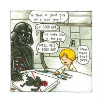Pic #3 - Darth Vader and Son