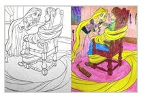 Pic #3 - Hilarious coloring book drawings