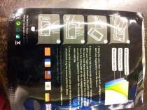 Pic #3 - I was expecting an iPhone screen protector This is what I got