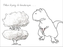 Pic #3 - If youre ever feeling sad just be grateful you arent a T-Rex