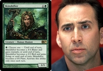 Pic #3 - Magic The Gathering cards that look frighteningly similar to celebrities