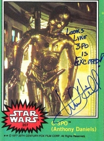 Pic #3 - Mark Hamill Gives the Best Autographs