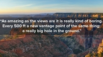 Pic #3 - One-star yelp reviews of national parks