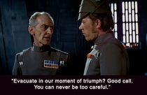Pic #3 -  Star Wars quotes that would have saved the Empire