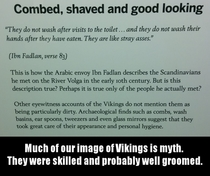 Pic #3 - The Truth About Vikings
