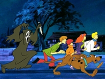 Pic #3 - These Scooby-Doo crossover movies are really getting out of hand