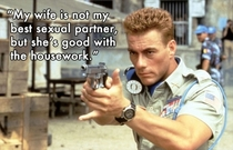 Pic #3 - Things Jean-Claude van Damme said