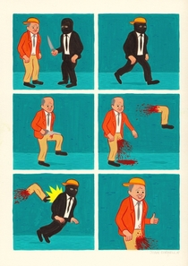 Pic #3 - We havent seen any Joan Cornella in a while