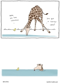 Pic #4 - Animal antics by Liz Climo