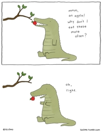 Pic #4 - Animal encounters guaranteed to cheer you up By Liz Climo