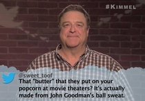 Pic #4 - Celebrities read mean tweets