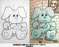 Pic #4 - Coloring book corruptions Part