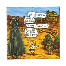 Pic #4 - Darth Vader and Son