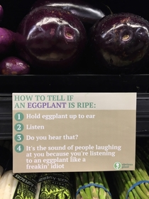 Pic #4 - How to tell if different fruits and veggies are ripe