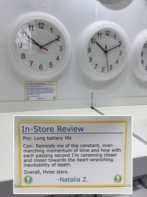Pic #4 - In-Store Ikea Reviews
