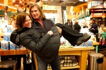 Pic #4 - Just a normal day at the market for Fabio