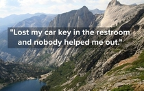 Pic #4 - One-star yelp reviews of national parks