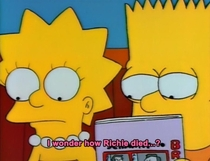 Pic #4 - Simpsons was deep
