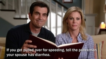 Pic #4 - The entire Phils-osophy collection - By Phil Dunphy